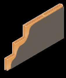 Кладка стены из блока KERAKAM 8